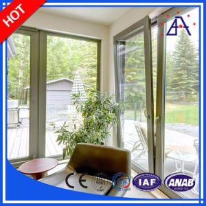 Aluminum/Aluminium Tilt and Turn Windows pictures & photos