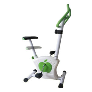 Magnetic System Upright 1.8kgs Flywheel Lightweight Exercise Bike pictures & photos