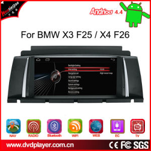 Hl-8827 8.8′′ Android GPS for BMW X3 / X4 Cars DVD pictures & photos