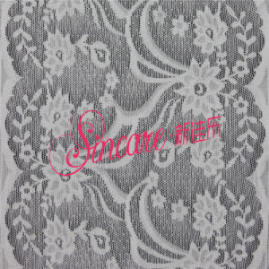Fashion Trimming Lace for Lingerie Garment Accessory Mantilla Lace for Muslim pictures & photos