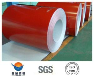 Color Coated Prepainted Galvanized Steel Coil pictures & photos