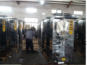 Automatic Liquid Milk Packing Machine Price (BOSJ-1000) pictures & photos