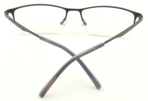 Oi171151 New Design Quality Titanium Material Metal Optical Glasses pictures & photos