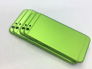Mobile Phone Back Cover Body Housing for iPhone 6s Plus 4.7 5.5 Color Green pictures & photos