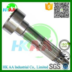 Ts16949 Standard OEM Stainless Steel Spline Shaft pictures & photos
