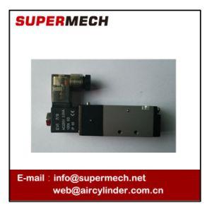 4V110-M5 Solenoid Valve AC 110V 220V pictures & photos