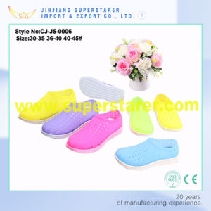 latest Fashion Candy Color Macaron Children Unisex Summer Casual Shoes pictures & photos
