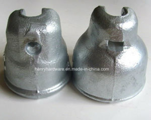 Cast Iron End Cap of Porcelain Insulator Use on Electrical Power Transmission pictures & photos