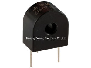 PCB Mounting Current Transformer 4.5mm Hole 1000: 1 10A 50ohm 0.2class pictures & photos