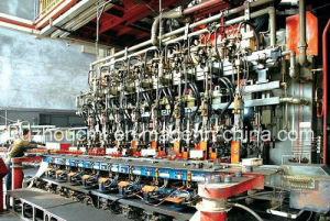 Glass Container Production Line/ Plant pictures & photos
