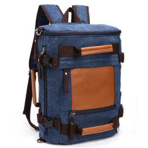 China Manufacturer Durable Canvas Travel Backpack Bags for Men Sy7857 pictures & photos