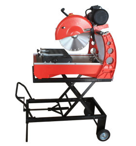DTS-350S Electric mobile Stone Saw Cutting Machine Saw pictures & photos