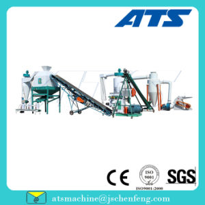 Mzlh420 Ring Die Wood Pellet Production Line for Biomass Project pictures & photos