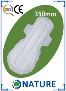 A Grade Pure Cotton Sanitary Napkin with Factory Price pictures & photos