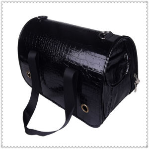PVC Pet Carrier Pet Shoulder Bag Pet Handbag for Cats Dogs pictures & photos