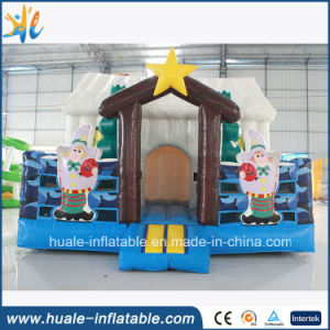 New Products Inflatable Christmas House, Inflatable Bouncy Castle pictures & photos