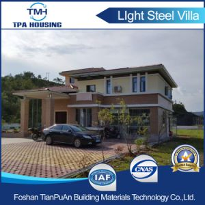 2 Floor Steel Structure Modular House in The Countryside pictures & photos