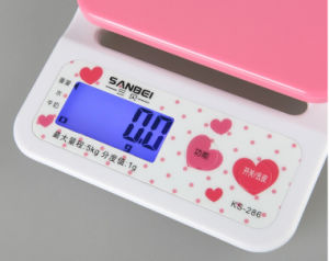 Digital Electronic Balance Scale Kitchen Scale pictures & photos