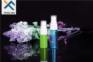 10ml Pet Plastic Sprayer Bottle with Silk Screen Printing for Cosmetic pictures & photos