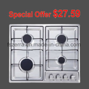 2016 Classic Design Table Gas Stove Gas Cooktop S4502b pictures & photos
