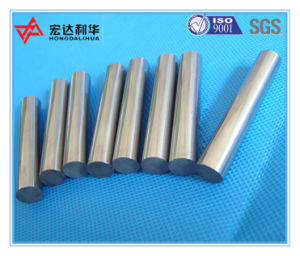 Sintered Cemented Carbide Rod with K10, K20, K30 pictures & photos