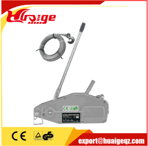 1600kg Wire Rope Pulling Hoist pictures & photos