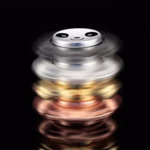 Cute Cartoon Toy Metal Finger Spinning Peg-Top Fidget Spinner pictures & photos