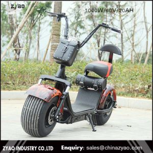 China Cheap City Coco Harley Electric Scooter for Adults pictures & photos