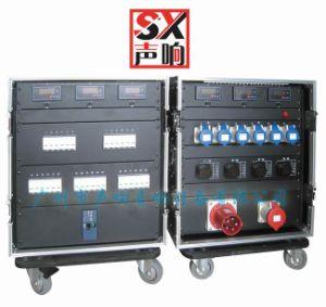 63A 5pin Power Input Switch Panel Box