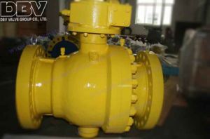 "12"" Trunnion Mounted Ball Valve pictures & photos"