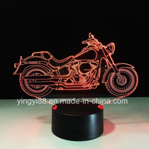 Top Quality Acrylic LED Night Light with Ce Certificate pictures & photos