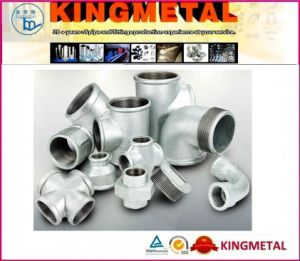 En10242 Malleable Iron Pipe Fittings pictures & photos