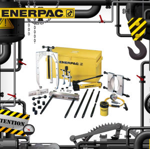 Bhp-Series Master Puller Sets (Bhp-3751g) Original Enerpac pictures & photos
