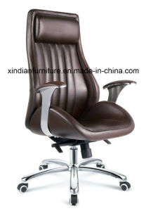 Hot Sale Adjustable Foreign PU Office Chair (A983A) pictures & photos