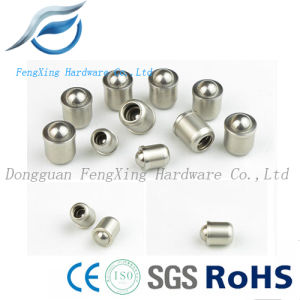Stainless Steel Open End Positioning Spring Ball Plunger pictures & photos