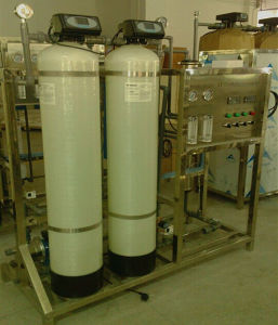 Cosmetics Pure Water Equipment/RO Water Filter System 500L/H pictures & photos