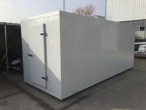 PU Panels Fish Meat Freezer Used Cold Room Refrigeration Unit pictures & photos