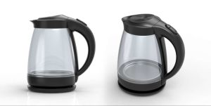 Elecctric Glass Kettle Automatic Switch off 360 Degree Cordless Kettle pictures & photos