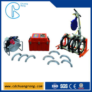 Automatic Plastic Pipe Butt Welding Machine (DELTA DRAGON CNC 315) pictures & photos