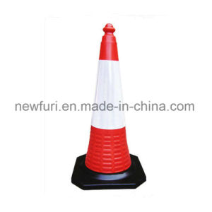 700mm PE Traffic Cone Rubber Base for Road Safefy pictures & photos