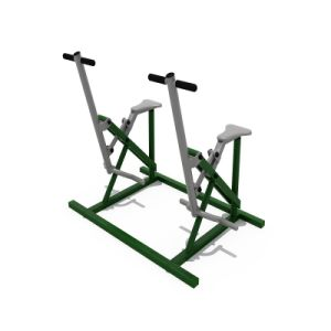 Environmental Outdoor Fitness Equipment Hot Selling pictures & photos