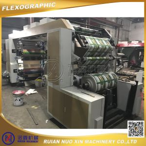 Automatic Flexo Printing Machine with Water Ink pictures & photos