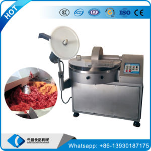 Zb-80 Industrial Meat Bowl Cutter Machine for Meat Chopping pictures & photos