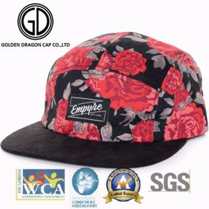 2017 Hip Hop Custom Embroidery Badge Camper Snapback Hats Wholesale Caps pictures & photos