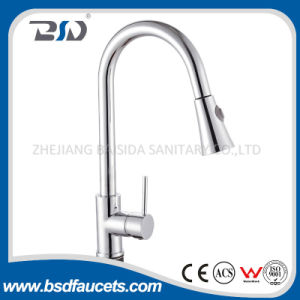 Pull-out Spray Swivel Spout Kitchen Faucet Pull Down pictures & photos