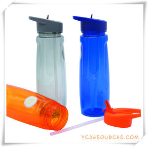 BPA Free Plastic Water Bottle for Promotional Gifts (HA09092) pictures & photos