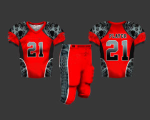Amazing Quality Custom American Football Jersey pictures & photos