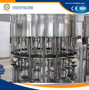 Glass Bottle Vodka Filling 3in1 Machine pictures & photos