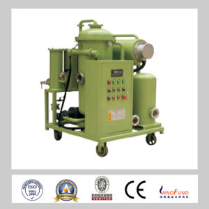 Regenerated Used Lubricating Oil Reclaiming Machine, Vacuum Degasifier, Lube Oil Purifier pictures & photos
