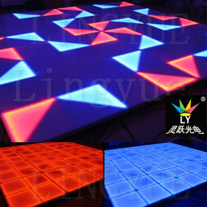 Ce RoHS 8mm Stage Disco LED Dance Floor DJ Light pictures & photos